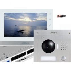 Dahua set VTO2000AS deurstation set IP , opbouw montage
