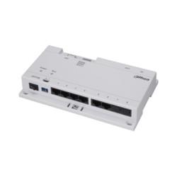 Dahua VTNS1060A+PSU Protocol PoE switch, met voeding inbegrepen
