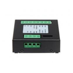 Dahua DEE1010B ontgrendel relais 2de deur via RS485, moet op 12Vdc gevoed worden