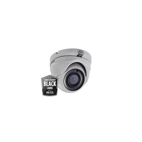 Hikvision 5MP, Low Light, 3.6mm, 20m EXIR, Power over Coax, DS-2CE56H5T-ITME