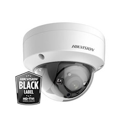 Hikvision 5MP, Low Light, 3.6mm, 20m EXIR, Power over Coax, DS-2CE56H5T-VPITE