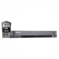 Hikvision DVR 4 kanaals, PoC, tot 5MP, max 1HDD, DS-7204HUHI-K1/P