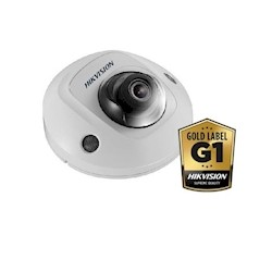 Hikvision 2MP, 2,8mm, Ultra low light, WDR, 10m IR, alarm I/O, DS-2CD2525FWD-IS 2.8MM