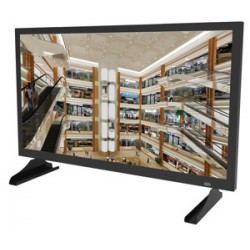 "W Box MONITOR LED 28 ""4K, DP HDMI BNC IN/ OUT (WBXML284KM)"