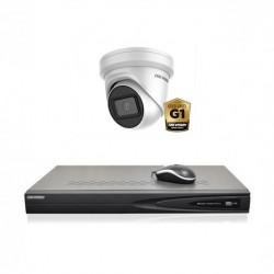 Hikvision IP camerabewaking set 1 dome camera 6 MP