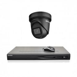 Hikvision IP camerabewaking set 1 EXIR camera 8 MP