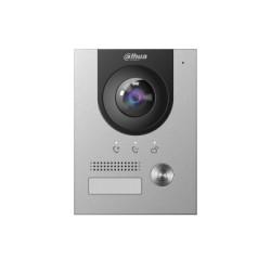 Dahua DHI-VTO2202F deurstation IP 2MP WDR-camera met IR-licht, Mechanische knop, Nachtzicht & spraakindicator, 140 ° beeldhoek