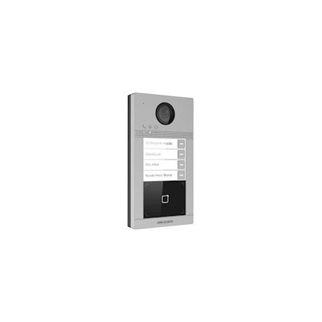 Hikvision DS-KV8413-WME1, 4 beldrukkers, IR verlichting