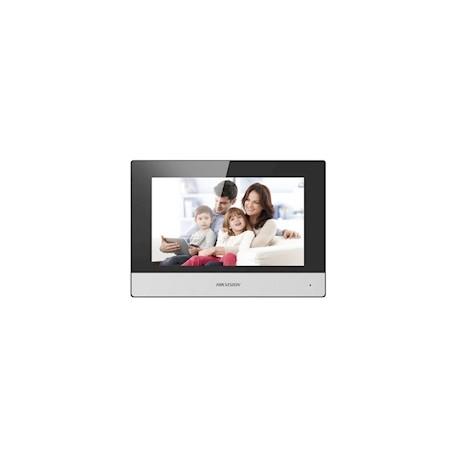 Hikvision DS-KH6320-WTE, 7-inch binnenpost