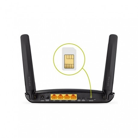TP-Link Wireless N 4G LTE Router