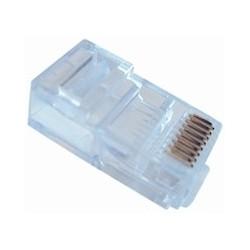 UTP connector - soepele kern - 25 stuks