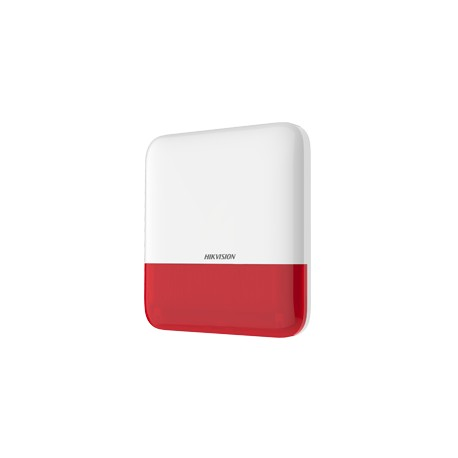 Hikvision AxPro DS-PS1-E-WE (RED buitensirene