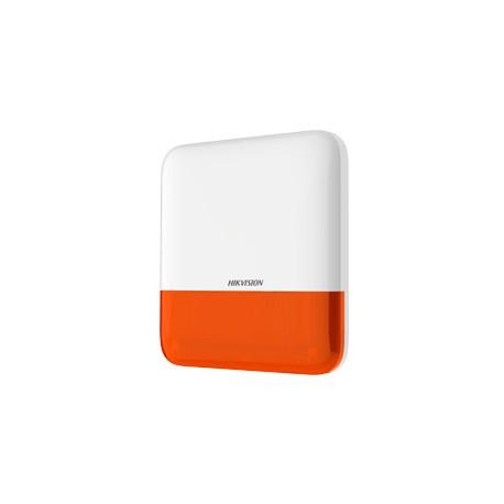 Hikvision AxPro DS-PS1-E-WE (ORANGE) buitensirene