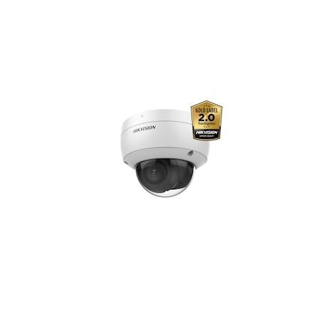 Hikvision DS-2CD2126G2-I AcuSense 2MP Ultra low light WDR dome IR led , 2.8mm, IP67, IK10