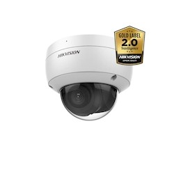 Hikvision DS-2CD2126G2-I AcuSense 2MP Ultra low light WDR dome IR led , 6mm, IP67, IK10