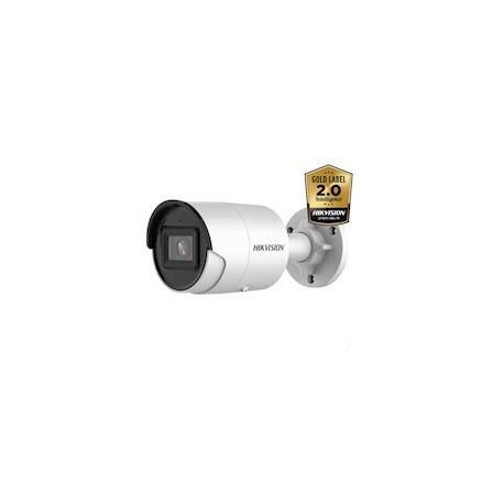 Hikvision DS-2CD2086G2-I AcuSense 8MP WDR Bullet netwerk camera, IR led , 2.8mm , IP67.