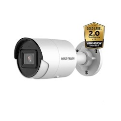 Hikvision DS-2CD2086G2-I 8MP WDR Bullet netwerk camera, IR led , 4mm, IP67.