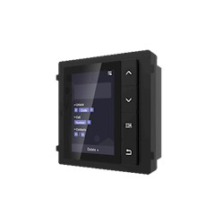 "Hikvision DS-KD-DIS Intercom 3.5"" LCD Display Module,"