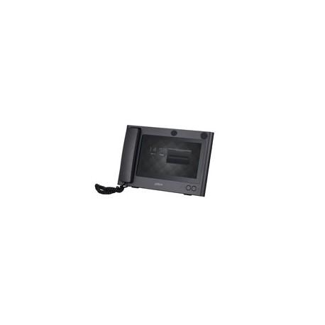 Dahua DHI-VTS5340B indoor monitor Master station, Sip-versie, desktop installatie, 10 inch touchscreen LCD-scherm