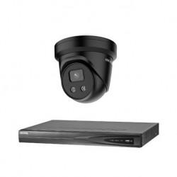 Hikvision IP camerabewaking set 1 dome camera 4 MP