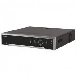 Hikvision DS-7732NI-I4/16P, 32 kanaals 4K NVR met 16 PoE poorten, 4 HDD slots