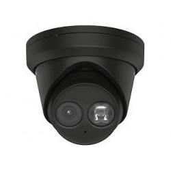 Hikvision DS-2CD2383G2-IU 8MP Acusense WDR Turret Netwerk Camera, IR led, IP67, 2,8 mm, ingebouwde microfoon, zwart
