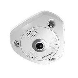Hikvision DS-2CD6332FWD-IVS 3MP, 360 graden, 15M, IR, outside