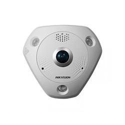 Hikvision DS-2CD6362F-IS 6MP, 360 graden, 15M, IR, IO