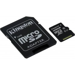 Kingston MicroSD SD 128GB Class10