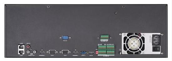 Hikvision DS-9632NI-I16 achter